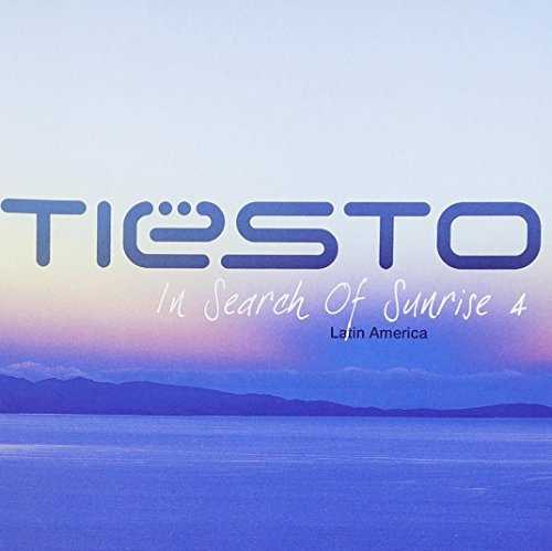 Dj Tiesto Vol. 4 In Search Of Sunrise L 2 CD Set