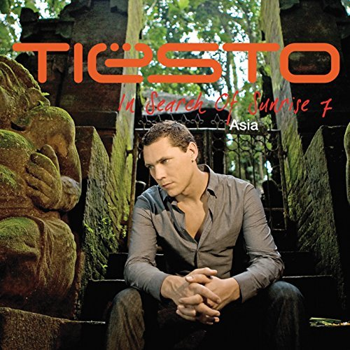 Tiesto In Search Of Sunrise 7 2 CD Set