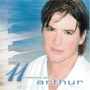 Arthur Hanlon 11 Numeros Unos Enhanced CD