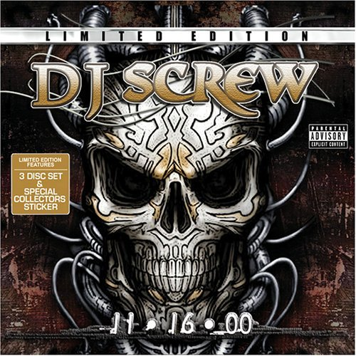 Dj Screw 11 12 00 Explicit Version Screwed Version