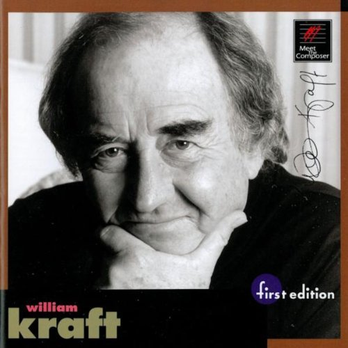 W. Kraft William Kraft Previn La Phil