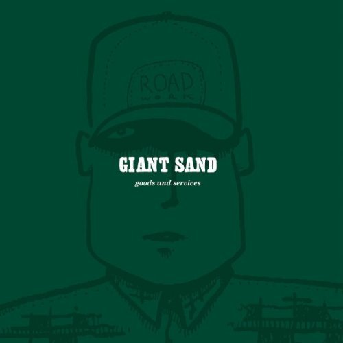 Giant Sand Goods & Services (25th Anniver Digipak