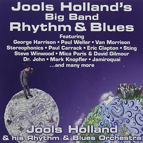 Jools & His Rhythm Holland Small World Big Band Import Gbr