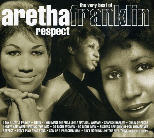 Aretha Franklin Respect Very Best Of Aretha Fr Import 2 CD Set