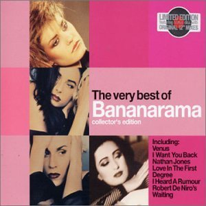 Bananarama Very Best Of Collector's Edit Import Eu Incl. Bonus Disc