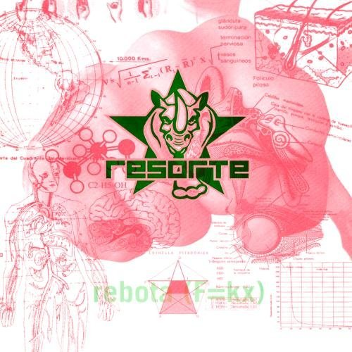 Resorte F=kx Rebota CD R