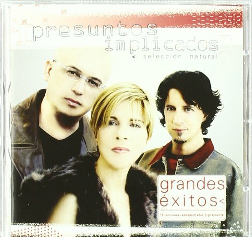 Presuntos Implicados Grandes Exitos CD R