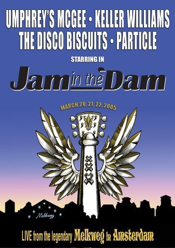 Umphrey's Mcgee Williams Disco Jam In The 'dam 2 DVD