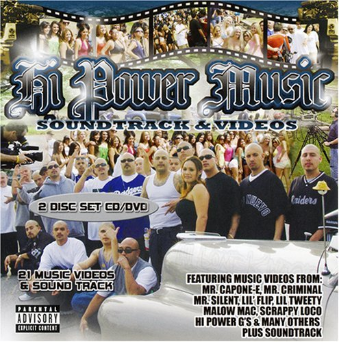 Various Artists Hi Power Music Explicit Version