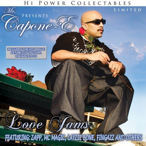 Mr. Capone E Love Jams Explicit Version Enhanced CD