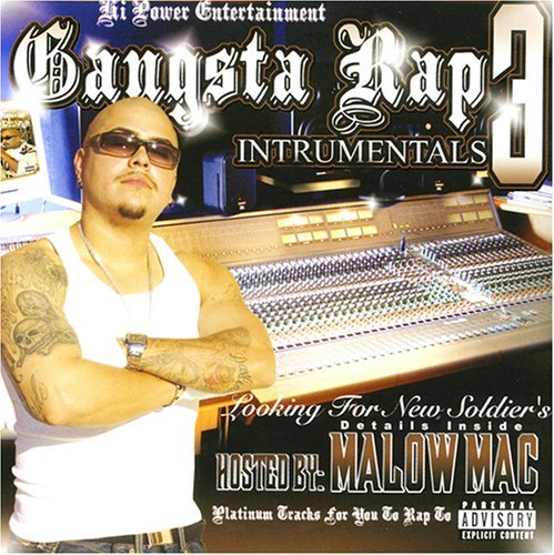 Gangsta Rap Instrumentals Pt. Gangsta Rap Instrumentals Pt. Explicit Version