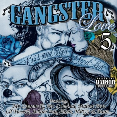 Gangster Love Vol. 5 Gangster Love Explicit Version Gangster Love
