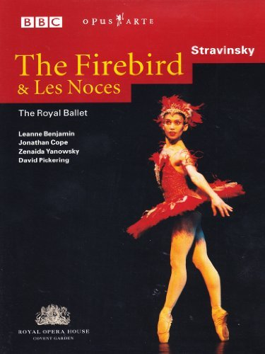 I. Stravinsky Firebird Noces Carewe Royal Ballet