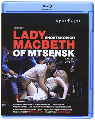 D. Shostakovich Lady Macbeth Of Mtsensk Blu Ray