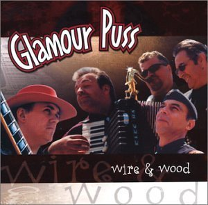 Glamour Puss Wire & Wood