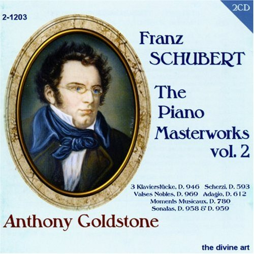 R. Schubert Piano Masterworks Vol. 2 2 CD