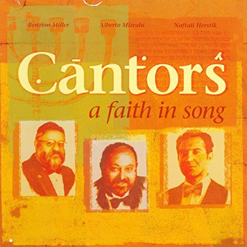 Cantors Cantors Faith In Song