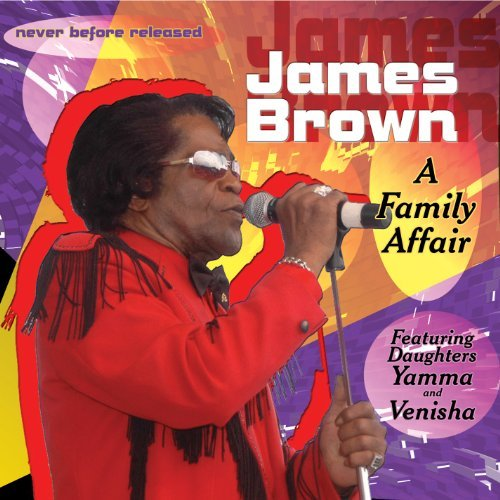 James Brown Family Affair CD R