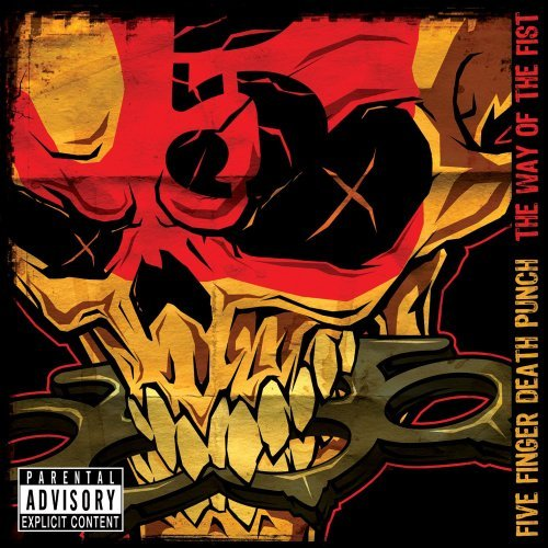 Five Finger Death Punch Way Of The Fist Explicit Version New Version Incl. 3 Bonus Trac