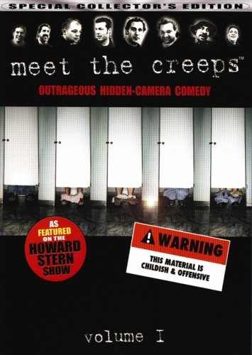 Meet The Creeps Outrageous Hid Meet The Creeps Outrageous Hid Nr