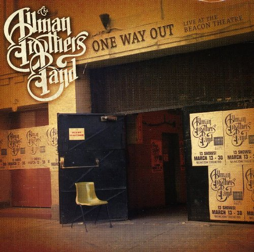 Allman Brothers Band One Way Out
