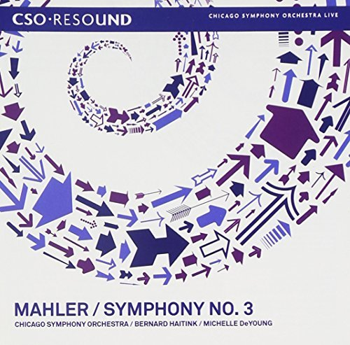 G. Mahler Sym 3 Young (mez) Haitink Chicago So