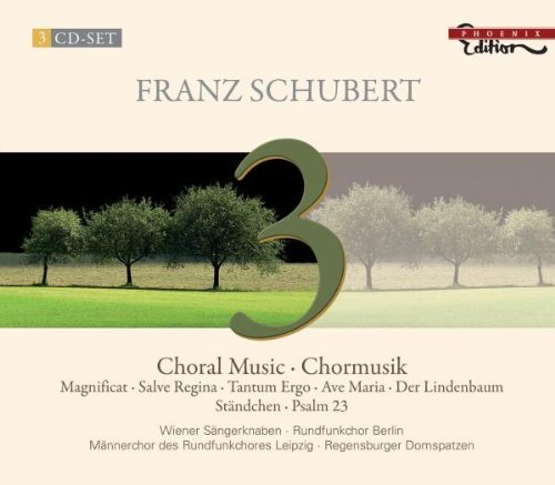 F. Schubert Choral Music