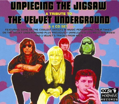 Unpiecing The Jigsaw Velvet U Unpiecing The Jigsaw Velvet U 4 CD