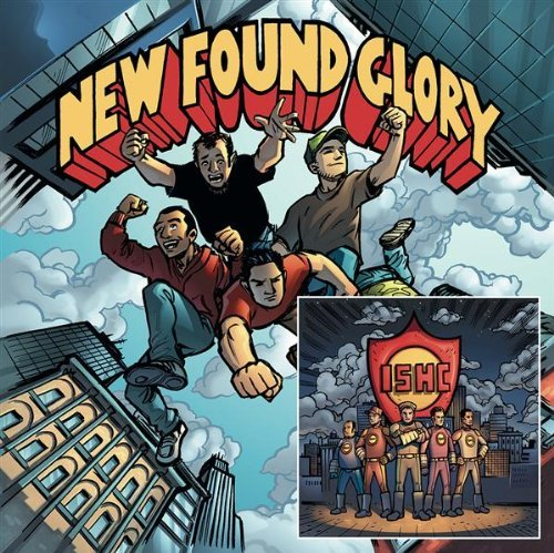 New Found Glory Tip Of The Iceberg Takin' It 2 CD