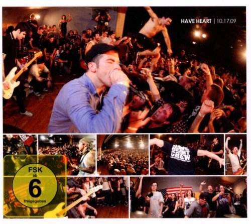 Have Heart 10.17.09 Incl. DVD