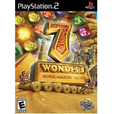 Ps2 7 Wonders Ancient World Mumbo Jumbo Rp