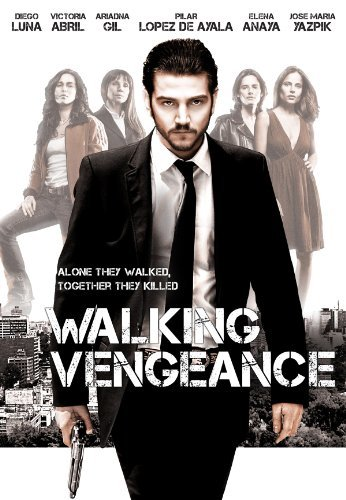 Walking Vengeance Luna Abril Gil Ws Spa Lng Eng Dub Nr