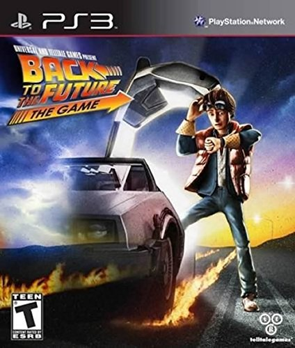 Ps3 Back To The Future The Game