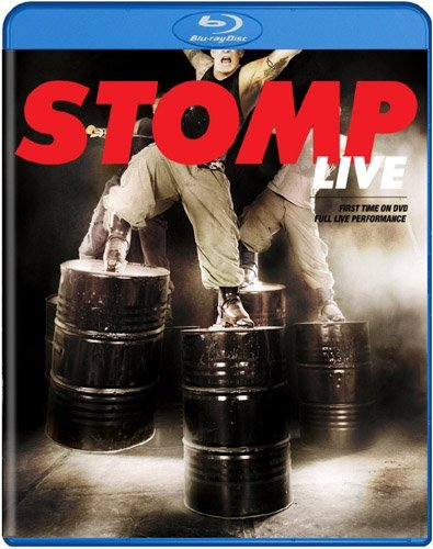 Stomp Live Stomp Live Blu Ray Ws Nr