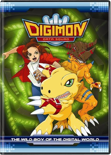 Wild Boy Of The Digital World Digimon Tvy