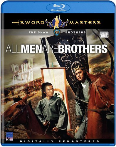 All Men Are Brothers Sword Masters Blu Ray Eng Dub Nr