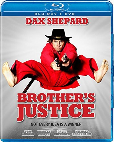 Brother's Justice Brother's Justice Blu Ray Incl. DVD 2 Br