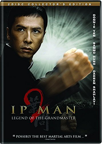 Ip Man 2 Collector's Edition Yen Hung Ws Chi Lng Eng Dub R