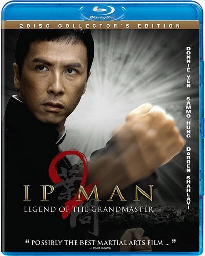 Ip Man 2 Collector's Edition Yen Hung Ws Blu Ray Chi Lng Eng Dub 2dv R