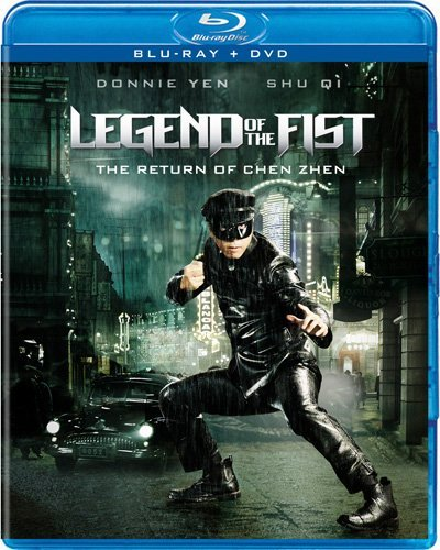 Legend Of The Fist Return Of Legend Of The Fist Return Of Blu Ray Ws