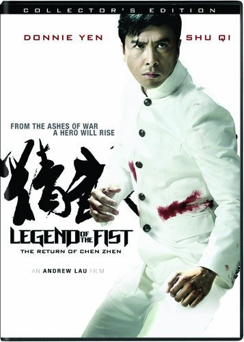 Legend Of The Fist Return Of Legend Of The Fist Return Of Ws Coll. Ed.