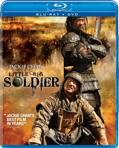 Little Big Soldier Chan Wang Yu Blu Ray Pg13 Lng Chn Eng Dub