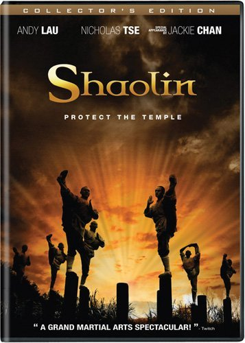 Shaolin Collector's Edition Lau Chan Tse R