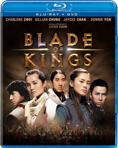 Blade Of Kings (aka Twins Eff Blade Of Kings (aka Twins Eff Blu Ray Nr Incl. DVD