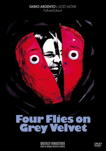 Four Flies On Grey Velbvet Dario Argento's Four Flies On Nr