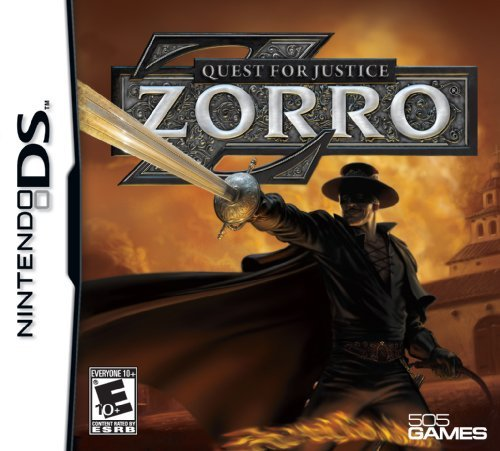 Ninds Zorro Quest For Justice