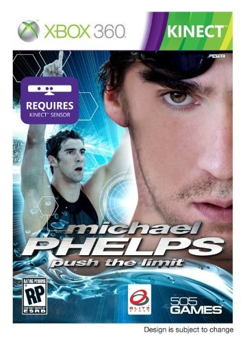 X360 Kinect Michael Phelps Push The Limit