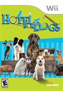 Wii Hotel For Dogs 505 Games