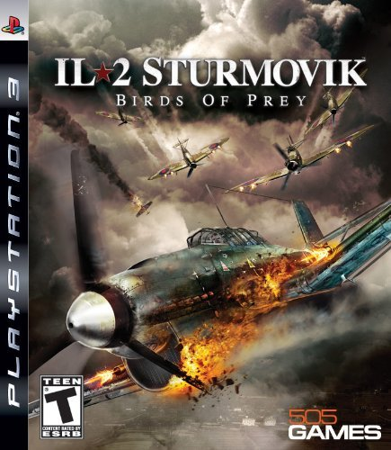 Ps3 Il2 Sturmovik Birds Of Prey 505 Games T