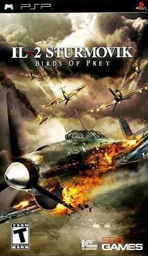 Psp Il2 Sturmovik Birds Of Prey 505 Games